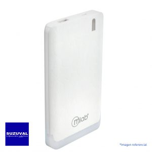 POWERBANK SLIM LIGHT 8000MAH CYBERQUINTA